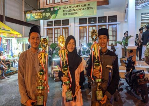 Juara MQK 2019
